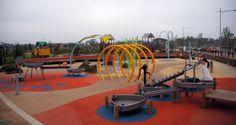 Riverwalk Village Park - Google Search Park Playground, River Walk, Skate Park, Children's Place, Picnic Table, Kids Places, Bbq, Playgrounds, Water