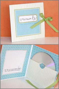 CD/DVD holder