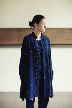 jurgen lehl 2011 winter: Hand Quilted Coat