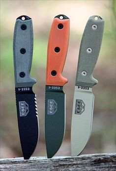 sknifeintro - Survival Knives: 20 Great Knives for Wilderness Survival (Outdoor Life Magazine)