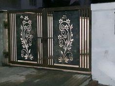 Hi Beam Lasercut Technology, Fertilizer . Gate Wall Design, Grill Gate Design, House Main Gates Design, Steel Gate Design, Front Gate Design, House Front Design, Railing Design, Door Design, Gate Designs Modern