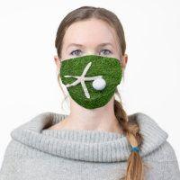 Face Masks for Golfer - Thaninee Media