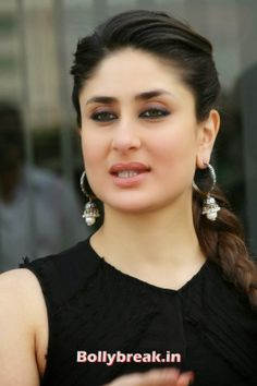 Kareena Kapoor Khan looking stunning in black.....HQ PICS