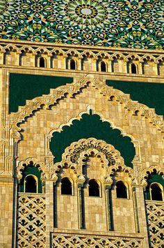 Grande Mosque Hassan II, Casablanca, Morocco