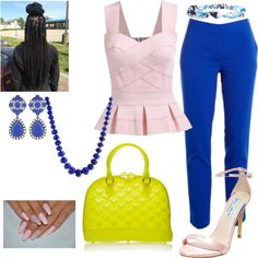 Untitled #141 by macygordon on Polyvore featuring polyvore fashion style Vince Camuto Betsey Johnson Bling Jewelry Aéropostale