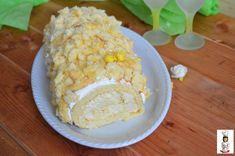 Rotolo+mimosa+all'+ananas