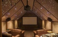 Attic theater