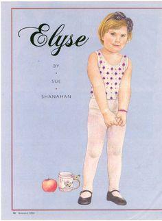 Elyse by Sue Shanahan