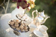 fall tea party - Google Search