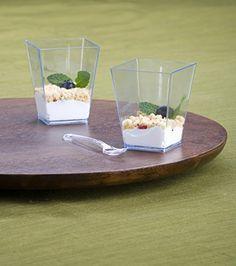 Zappy Square 5 oz Parfait Dessert Cup Shot Glasses Trifle Bowl Clear Plastic Souffle Mousse Party Cube Cups 20 Per Pack zappy http://www.amazon.com/dp/B00NMUR4CM/ref=cm_sw_r_pi_dp_sFtkvb0KQEHZH
