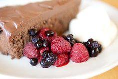 Erikas LCHF till vardag och fest: Chokladsquashtårta (LCHF) Lchf, Pudding, Desserts, Squash, Food, Tailgate Desserts, Deserts, Pumpkins, Gourd