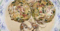 meine (orig.) Variation von Spinat-Käse-Speck-Semmelknödel, ein Rezept der Kategorie Beilagen. Mehr Thermomix ® Rezepte auf www.rezeptwelt.de