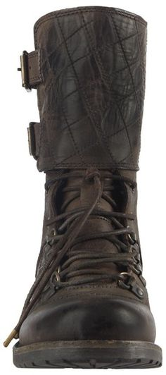 Allsaints Demise Alpine Boot in Gray