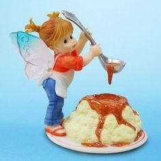 My Little Kitchen Fairies - Mashed Potatoes & Gravy ~ $17.46 at cherrylanecollection.com