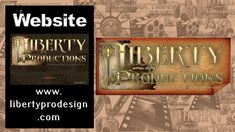 Website - Liberty Productions.