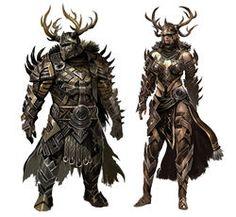 Image result for guild wars 2 norn armor