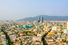 One of the fastest growing cities in Vietnam- Da Nang