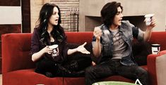 elizabeth gillies and avan jogia - Google Search