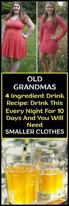 Old Grandmas 4 Ingredient Drink Recipe: Drink This Every Night For 10 Days And You Will Need Smaller Clothes – Do you really want to detox your body from toxic substances and lose some fat? If so then this apple cider vinegar detox drink is for you. Vinegar Detox Drink, Apple Cider Vinegar Detox, Apple Cider Vinegar For Weight Loss, Full Body Detox, Detox Your Body, Natural Detox, Natural Health, Natural Life, Natural Foods