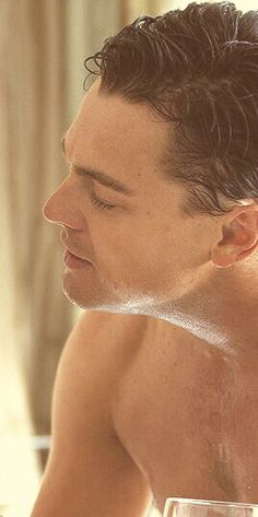 i would never be able to control myself when hes fresh out the shower