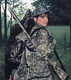Top Ten Tips For Women Turkey Hunters.........., not crazy bout turkey hunting bc of the snakes but just I case I need this one day