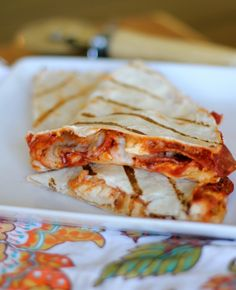 Low Carb Pizza Panini By Dashing Dish