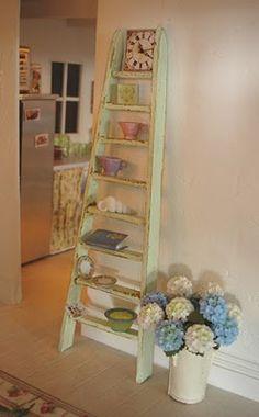 Mini shelf - revisit from PC http://carolynslittlekitchen.blogspot.ca/2010_05_01_archive.html