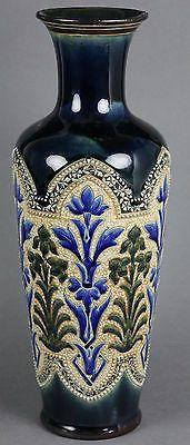 Stunning Large Antique Doulton Lambeth George Hugo Tabor Vase 1882 | eBay