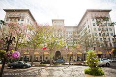 Beverly Wilshire Hotel in California