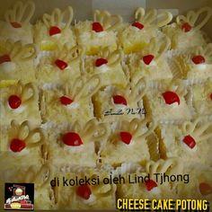 Indonesian Desserts, Asian Desserts, Indonesian Recipes, Indonesian Food, Homemade Cake Recipes, Fruit Recipes, Chess Cake, Cake Oven, Resep Cake