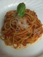 Scarpetta's Spaghetti With