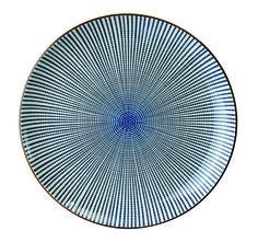 Sendan Plate Round 31x4cm FK212 / DND 1/12