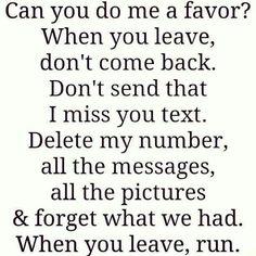 Can you do me a favor??