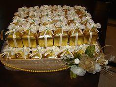 wedding favor tray