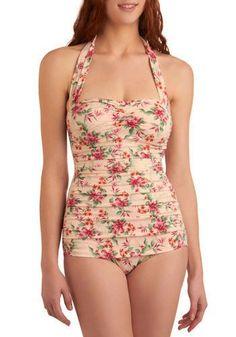 Vintage bathing suit #style#swimsuit#womensfashion