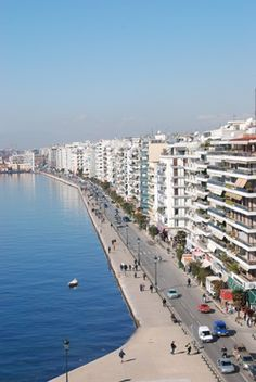Wonderful Thessaloniki www. Greece Travel, Italy Travel, Travel Around The World, Around The Worlds, Thessaloniki, Future Travel, Greek Islands, European Travel, Beautiful Beaches