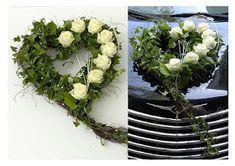 Have your Dream Wedding: Wedding Car Decorations The Effective Pictures We Offer You About wedding cars photography A quality picture can tell you many things. You can find the Wedding Car Decorations, Flower Decorations, Bridal Car, Wedding Trends, Dream Wedding, Wedding Cars, Flower Arrangements, Wedding Flowers, Floral Wreath