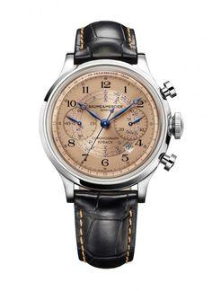 Baume & Mercier Capeland Flyback Chronograph