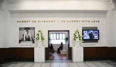 Exhibition Review: Hubert de Givenchy – To Audrey with Love