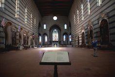 L'interno della Basilica di San Francesco. Foto di Bill su http://www.flickr.com/photos/billkatygemma/3888636500