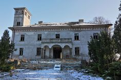 Abandoned Mansion/Distillery