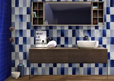 Heos Collection www.seniocer.it MADE IN ITALY #glass #tile #ceramic #colours #wall #design #handmade