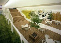 TBWA/ Hakuhodo - Tokyo, Japan    Designed through collaboration of TBWA, Hakuhodo, and Klein Dytham
