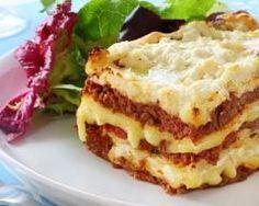 Lasagnes italiennes : http://www.cuisineaz.com/recettes/lasagnes-italiennes-14332.aspx