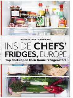 Inside Chefs' Fridges Highlights Choice Ingredients Of Europe's Culinary Elite -  #chefs #cooking