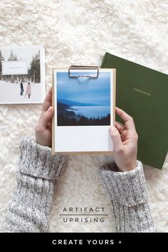 This holiday, skip the ugly sweater and say it with photographs. With @artifactuprsng, you can create personalized photo gifts for everyone on your list. From photo books to calendars and more, you can expect to be the favorite this time around.: