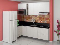 Movelaria - Cozinha Personalizável - Ref. 8121 | Cozinha, Ambientes Planejados