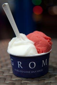 Grom - gelato and sorbetto