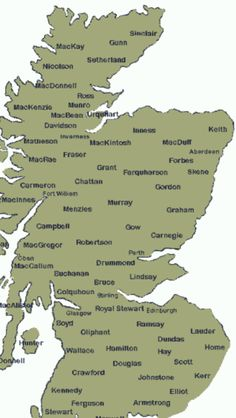 Clans of Scotland / I am a MUNRO with close connections to clan Ross and Matheson / all being on this image around the Inverness / Black Isle area of Scotland ✅
