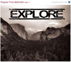 Explore nature... by Phyllis on Etsy